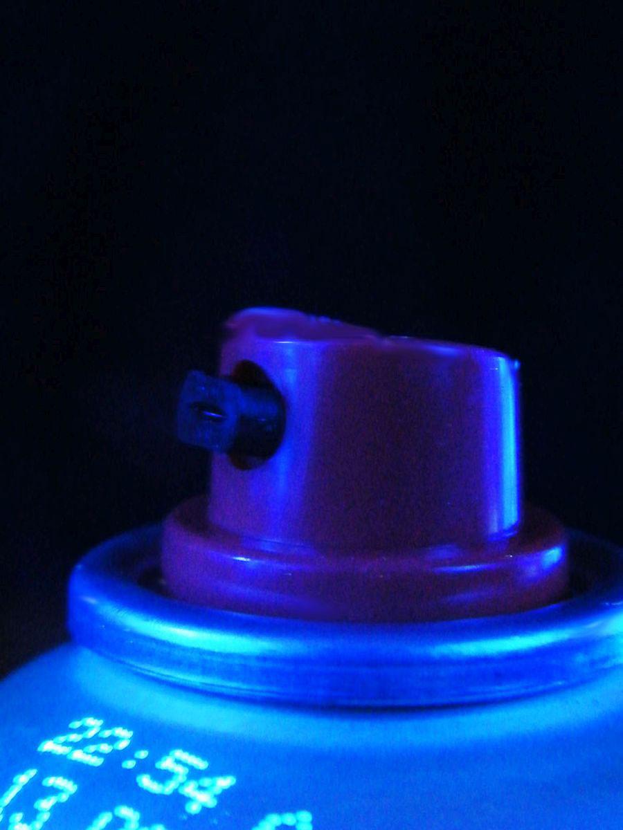 400ml molotow schwarzlicht lackspray matt als schutz uv firnis. Black Bedroom Furniture Sets. Home Design Ideas