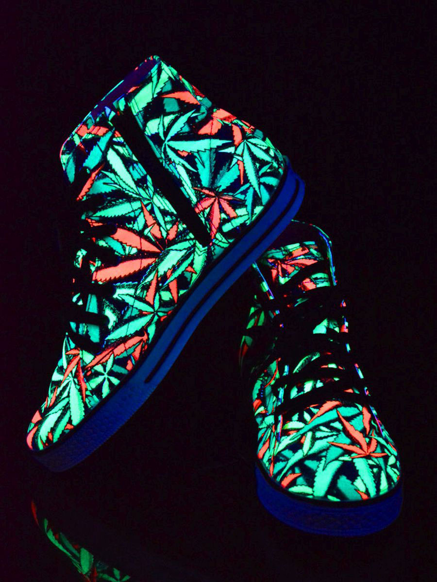 schuhe neon