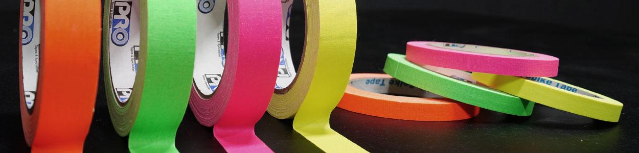 6 Farben Fluoreszierende Tape f/ür Parteien Dekorationen Halloween 15MM*5M pro Rolle Comius Sharp 6 St/ück Neon Klebeband Schwarzlicht Fluoreszierend Klebeband UV Aktiv Tape